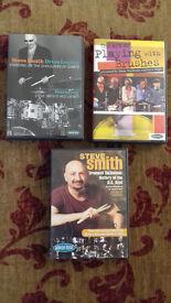 Steve Smith DVDs