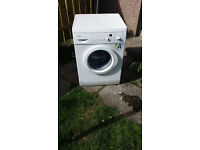 washing machine for spares, repares or scrap