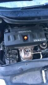 Honda civic type s auto sale or swap