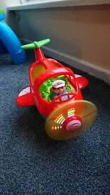 Little tykes aeroplane toy
