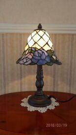Table Lamp, Tiffany Style