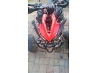 quad 90 cc swap or ptx