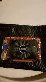 Asus EAH-5670 1GB graphics card