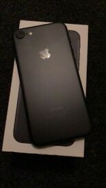 IPhone 7 32gb Black - DIDSBURY - Mint condition & on EE