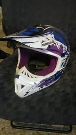 Motocross helmet size S