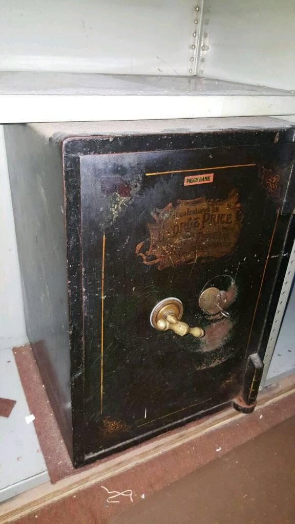 Vintage George Price Safe