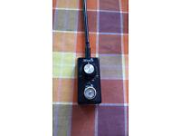 Miracle whip antenna for HF and VHF Radio