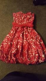 size 8 coast ladies dress worn once