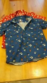Kids Christmas Shirts Age 11-12