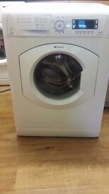 Hotpoint WMD962, 8kg, fully refurbished free delivery, installation and disposal of old machine18