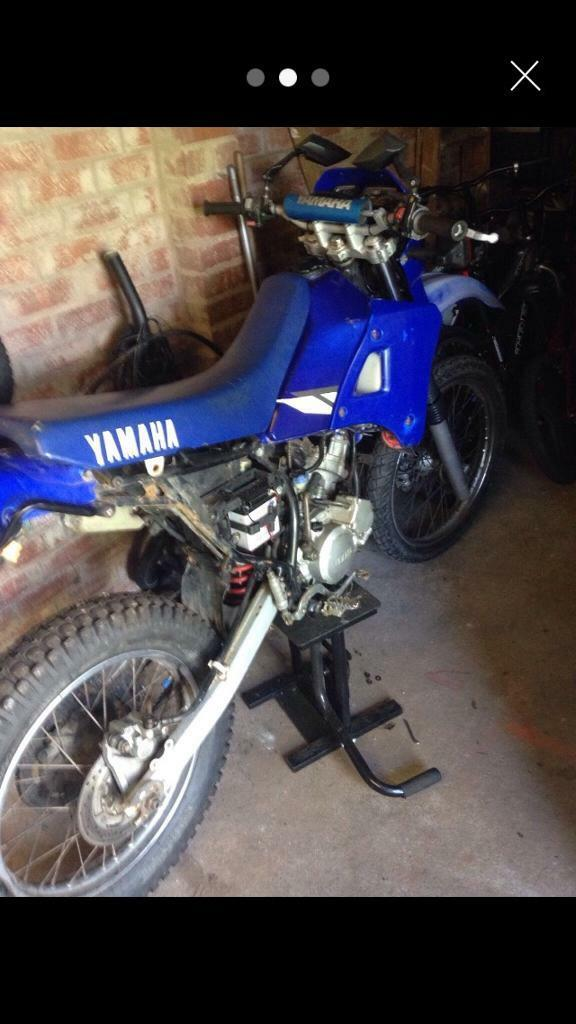 Yamaha Dt 125 R 2002 Complete Project On Off Road In Market Drayton Shropshire Gumtree
