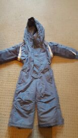 Child's Snowsuit - approx 2-3 years