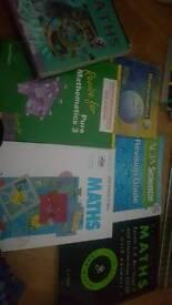 Maths textbooks huge joblot
