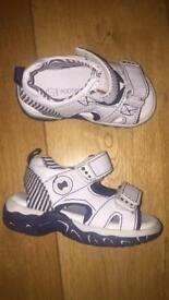 M&S sandals size 4 infant new