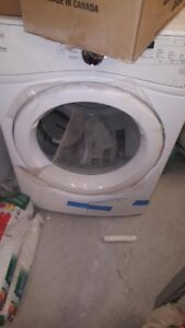 Brand new Whirlpool washer and dryer