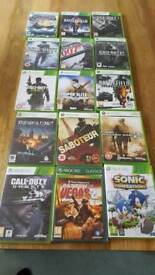 Xbox 360 Action Games