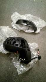 Peugeot 3008 driver's mirror assembly cover