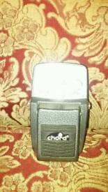 Chord delay pedal.