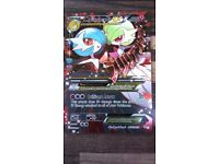 Pokemon Mega Gardevoir EX card