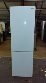 Sharp fridge freezer new ex display