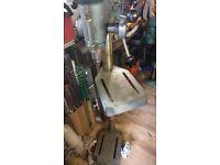 Meddings 5 Speed Pedestal Drill (floor mounted)