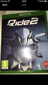 Xbox 1 ride game2