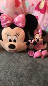 Minnie Mouse selection