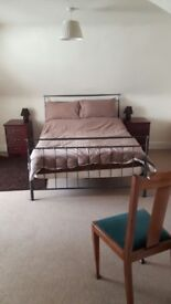 Rooms within self contained flat would suit workmen/contractors