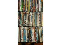 Dvds 100's movies