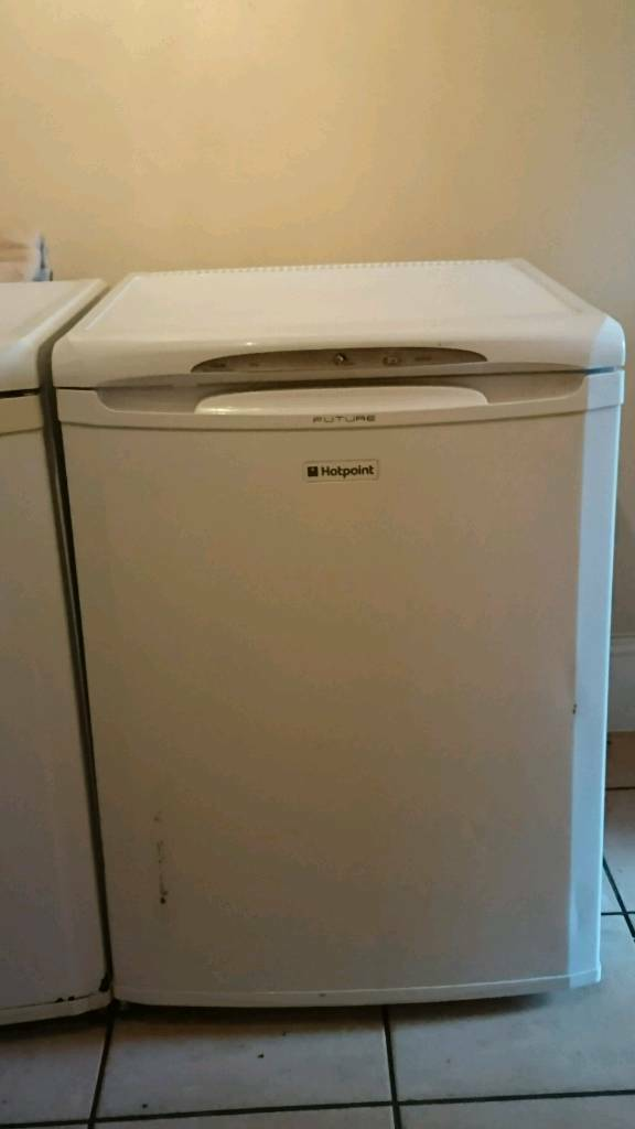 Hotpoint frost free freezer
