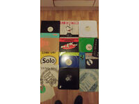 Old Skool Record collection for sale 1991 to 1992
