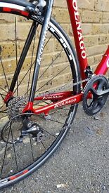 SELLING FROM THE SHOP COLNAGO AIR 2013 BRAND NEW CONDITION 8,5KG 59cm MUST GO!!