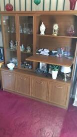 Large living room cabinet