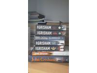 Brand New John Grisham Books for Sale - Offers Accepted on Individual Books
