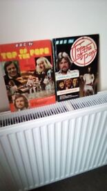 2 classic top of the pops annuals