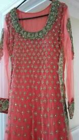 Beautiful Indian Dress Fit for A Wedding