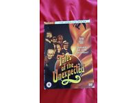Tales Of The Unexpected Boxset Dvds