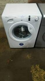 CANDY 8KG 1400 SPIN WASHING MACHINE WITH 6 MONTHS GUARANTEE