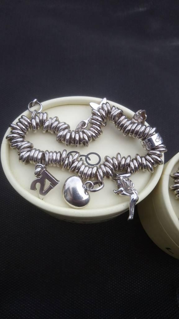 Links of London bracelets