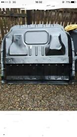 Ford transit connect high top 2 part bulkhead