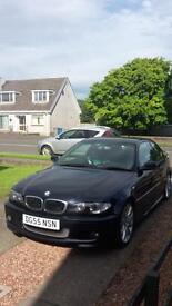 BMW 320 CD M