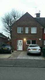 Two Spacious Double Bedrooms in Staines for Rent, All Bills Included.