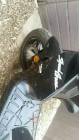 Sash 50cc moped German made