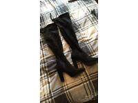 Women's over knee boots