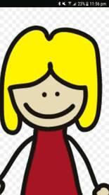 Registered childminder jordanstown