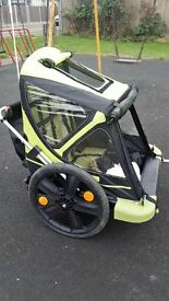 Bellelli Bike Taxi Child Bike Trailer