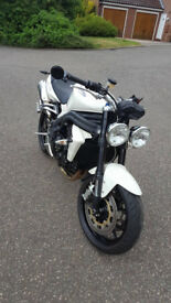 TRIUMPH SPEED TRIPLE 1050 STREETFIGHTER