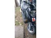 Scooter / Bikke 125cc petrol 2009 - non runner - needs new Starter