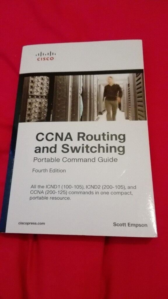 Cisco Routing & Switching Book