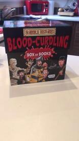 Horrible Histories Box sey